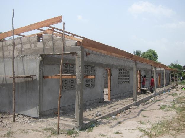 En ny skola med 6 st klassrum