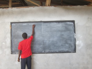 Black board founded by SEFL