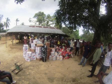 Blorkorleh lost 29 to ebola