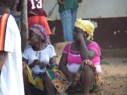 Destitute Ebola Widows await aid from SEFL through Multi Services Liberia