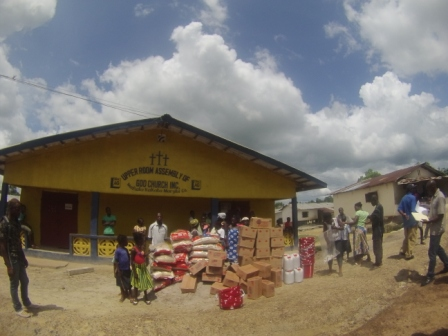 Matiala, a community that lost 19 to ebola